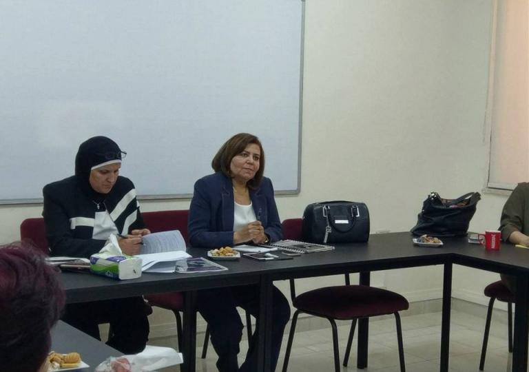 MINISTRY OF EDUCATION – PALESTINIAN DELEGATION