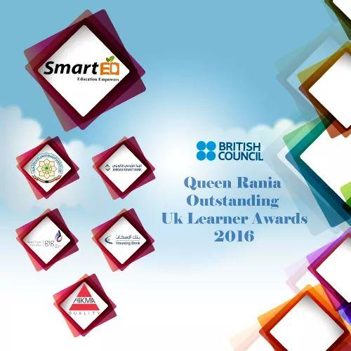 QUEEN RANIA OUTSTANDING UK LEARNER AWARDS 2016