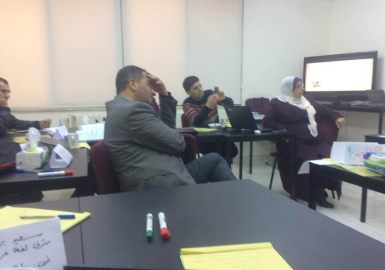 TOT - CAMBRIDGE INTERNATIONAL CERTIFICATE IN TEACHING AND LEARNING MINISTRY OF EDUCATION - PALESTINE STATE