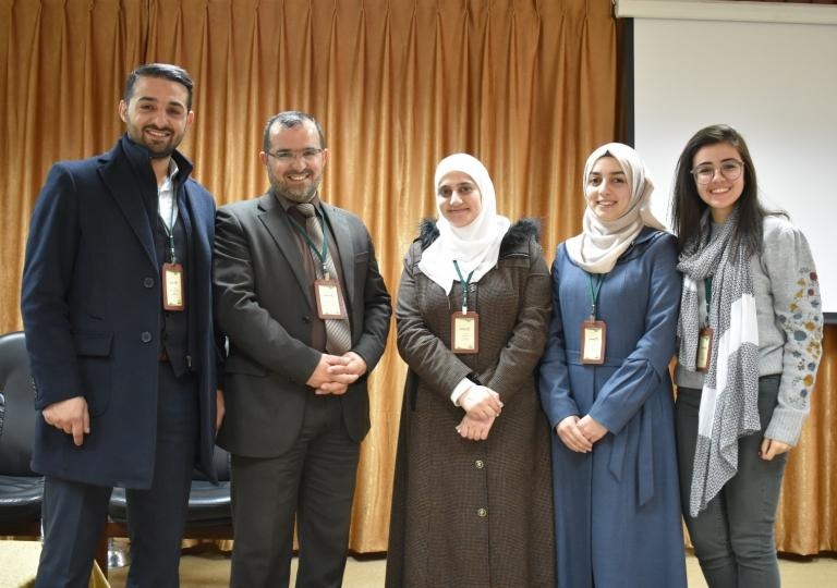TRAINING TEACHERS PALESTINE – HEBRON – RAMALLAH - NABLUS CAMBRIDGE INTERNATIONAL CERTIFICATE IN TEACHING AND LEARNING