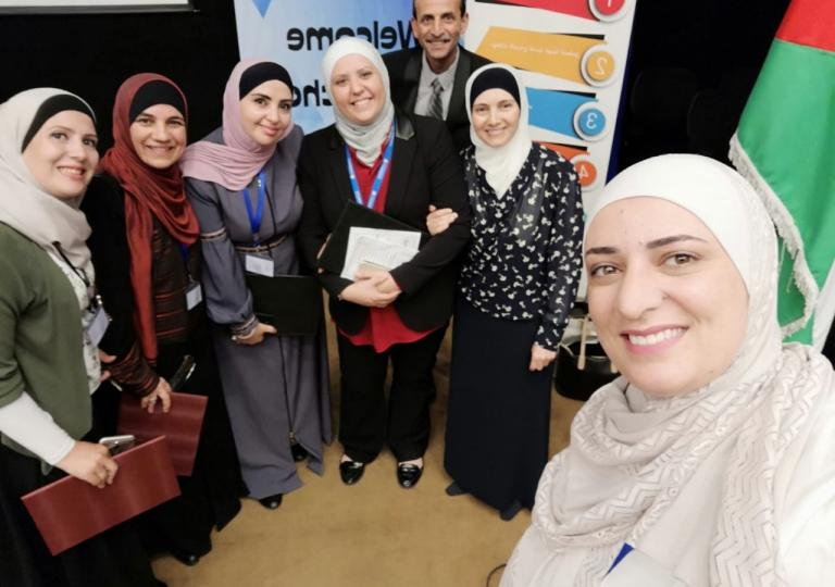 UNDER THE PATRONAGE OF HER EXCELLENCY DR. INTISAR AL EDWAN